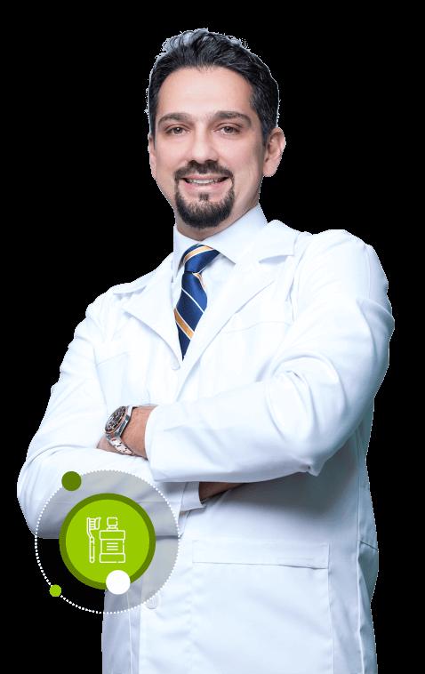 متخصص ارتودنسی دکتر کامیار خضری