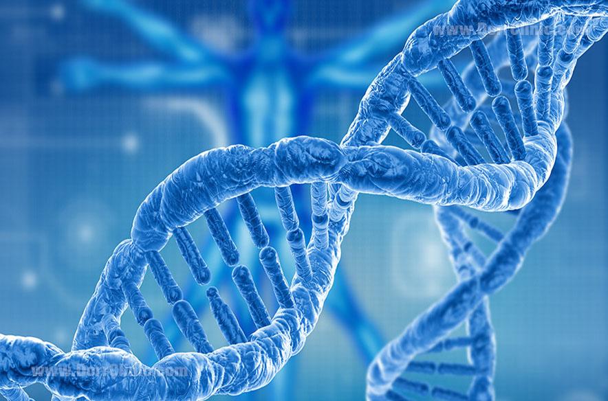 ژنتیک متداول ترین علت کج شدن دندان ها